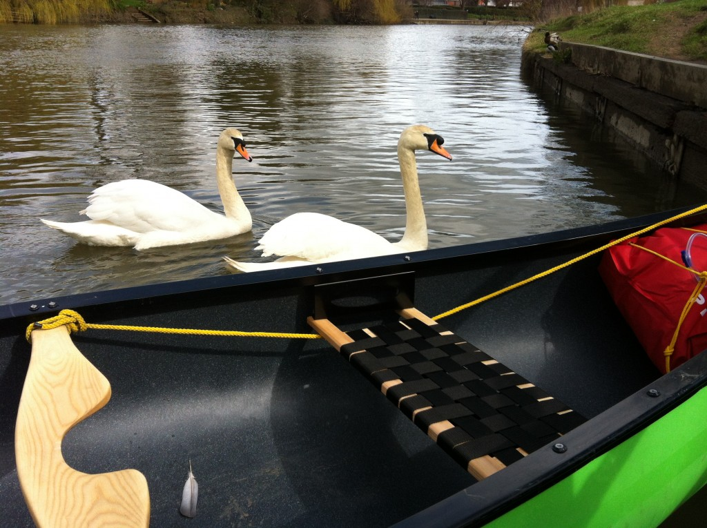 Half Day Canoe Hire From Quarry Park Hire a Caone for 3 hours