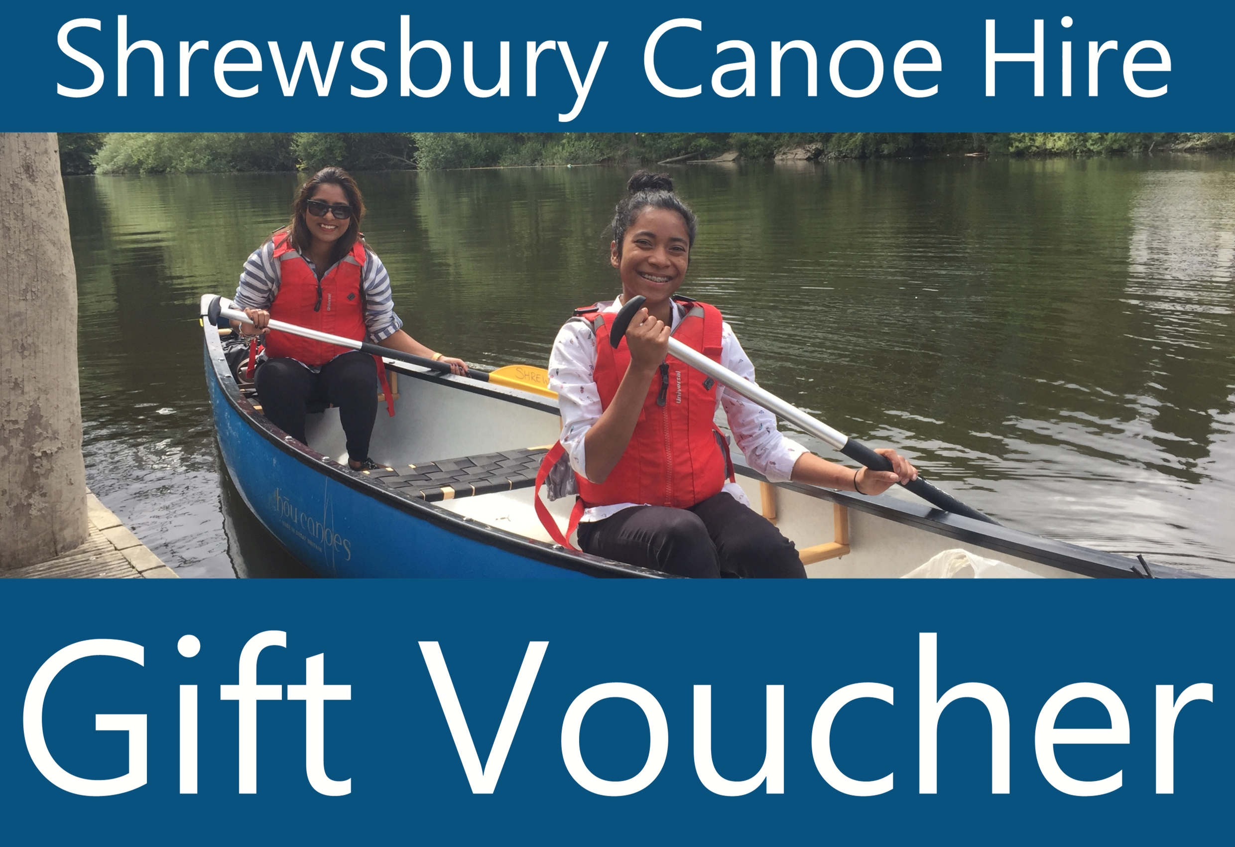 Quarry Turn up and Hire Gift Voucher
