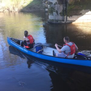 Canoe Hire from Pool Quay to Shrewsbury multi day canoe hire