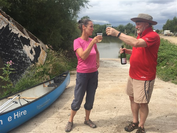 The Severn Canoe Trail 7 Day